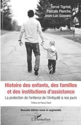 Histoire des enfants, des familles et des institutions d'assistance