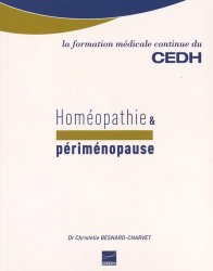 Homéopathie et périménopause