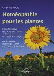 Homéopathie pour les plantes