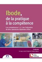 IBODE, de la pratique à la compétence