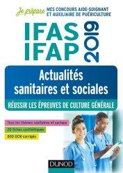 IFAS-IFAP 2019 - Actualités sanitaires et sociales