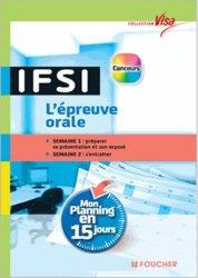 IFSI - L'épreuve orale