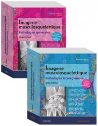 Imagerie musculosquelettique:  pack 2 volumes