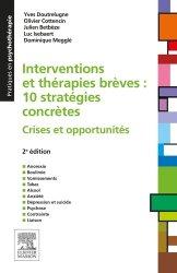 Interventions et thérapies brèves : 10 stratégies concrètes