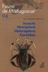Insecta hemiptera heteroptera coreidae