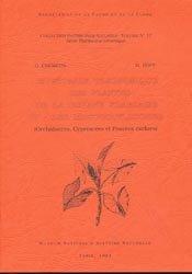 Inventaire taxonomique des plantes de la Guyane française Tome 4 - Les monocotylédones