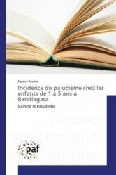 Incidence du paludisme chez les enfants de 1 à 5 ans à Bandiagara