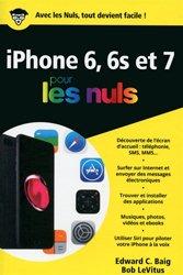 iPhone  6, 6s et 7  pour les nuls