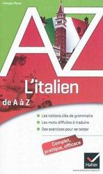ITALIEN DE A A Z