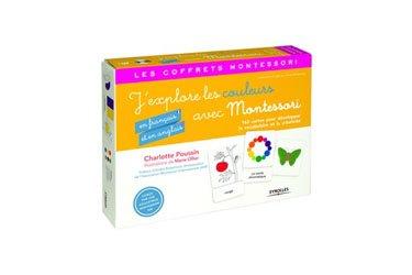J'explore les couleurs (en français et en anglais) avec Montessori