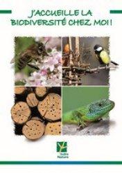 J'accueille la biodiversité chez moi