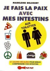 Je fais la paix avec mes intestins aux toilettes