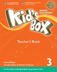 Kid's Box Level 3 - Teacher's Book American English