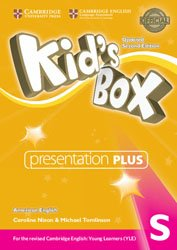 Kid's Box Starter - Presentation Plus DVD-ROM American English