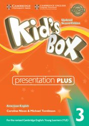 Kid's Box Level 3 - Presentation Plus DVD-ROM American English