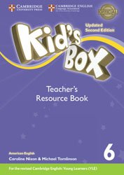 Kid's Box Level 6 - Teacher's Resource Book with Online Audio American English