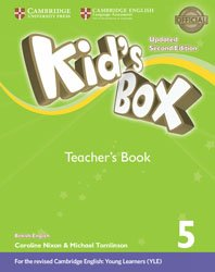 Kid's Box Level 5 - Teacher's Book British English