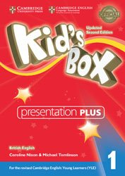 Kid's Box Level 1 - Presentation Plus DVD-ROM British English