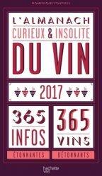 L'almanach curieux et insolite du vin