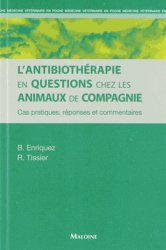 L'Antibiothérapie en questions chez les animaux de compagnie