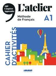 L'Atelier niv .A1 2019 - Cahier + CD
