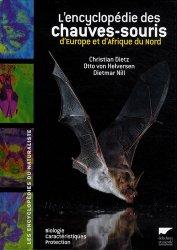 L'encyclopédie des chauves-souris d'Europe et d'Afrique du Nord