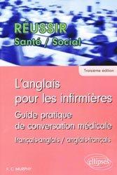 L'anglais pour les infirmières
