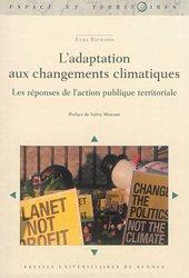 L' adaptation aux changements climatiques