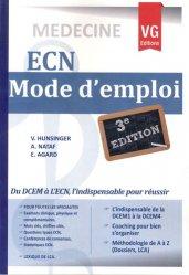 L' ECN mode d'emploi 3
