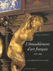 L'ameublement d'art français 1850-1900