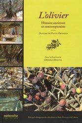 L'olivier. Histoire ancienne et contemporaine