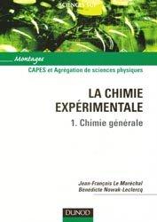 La chimie expérimentale 1