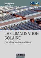 La climatisation solaire