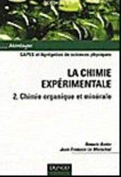 La chimie expérimentale - Tome 2