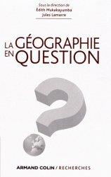La géographie en question