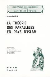 La théorie des parallèles en pays d'Islam