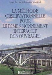 La méthode observationnelle pour le dimensionnement interactif des ouvrages