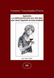 La Dégustation du vin bio