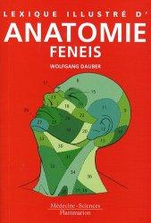 Lexique illustré d'anatomie Feneis