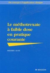 Le méthotrexate à faible dose en pratique courante