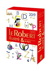 Le Robert illustré & son dictionnaire internet