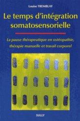 Le temps d'intégration somato-sensorielle