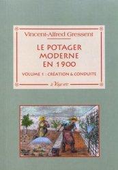 Le potager moderne en 1900