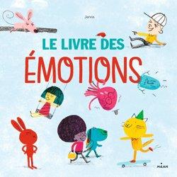 Le livre des émotions -