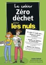 Le cahier zéro déchet pour les nuls