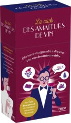 Le club des amateurs de vin
