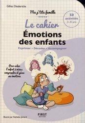 Le cahier émotions des enfants