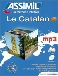 Pack MP3 - Le Catalan - Débutants et Faux-débutants