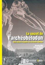 Le secret de l'archéobélodon