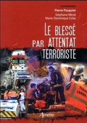 Le blessé par attentat terroriste